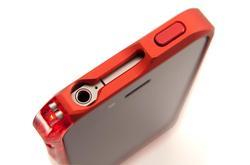 Element Case Vapor COMP iPhone 4 Case Red Edition