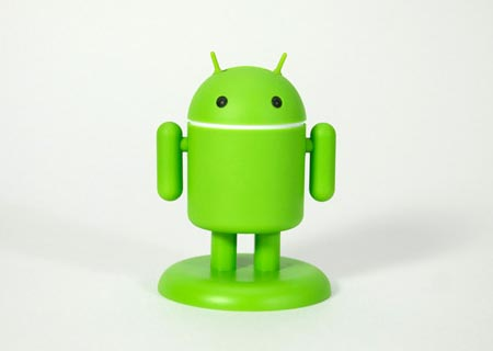 Andru Android Robot Styled USB Phone Charger