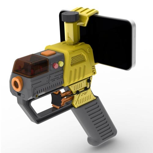 AppTag Laser Blaster for iPhone, iPod Touch and Android Phones