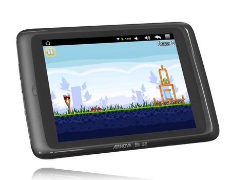 Archos Arnova 8b G2 Android Tablet Unveiled