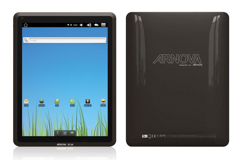 Archos Arnova 9 G2 Android Tablet Gadgetsin