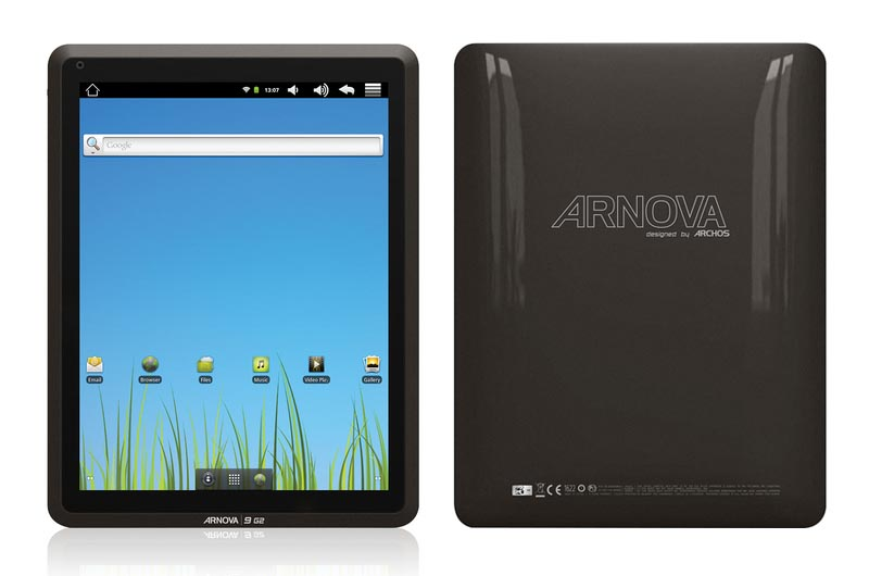 Archos Arnova 9 G2 Android Tablet