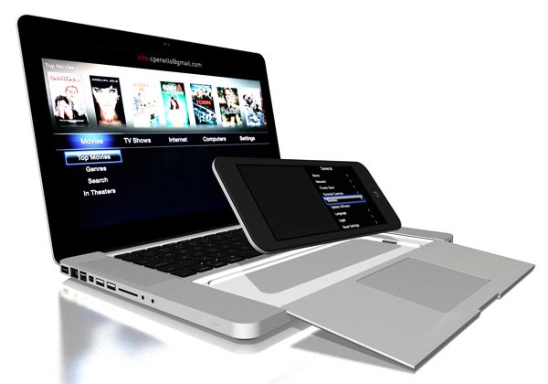 Concept Magic MacBook Pro