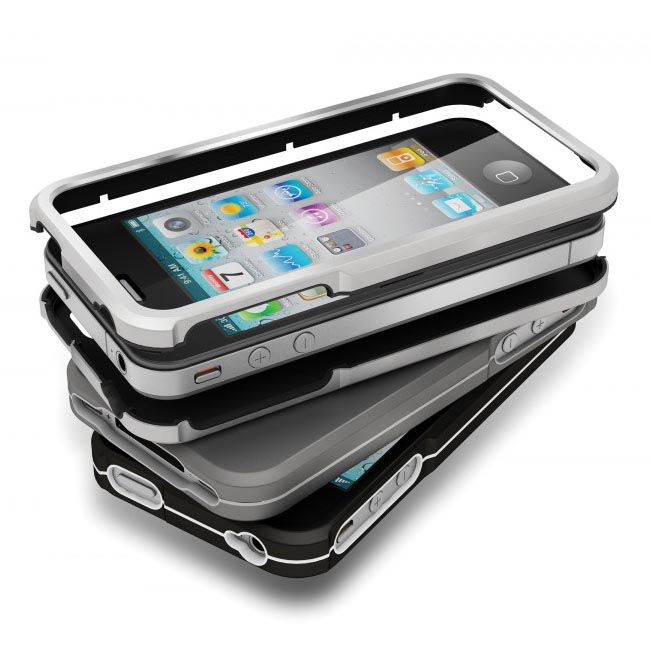 Cygnett Metalicus Aluminum iPhone 4 Case