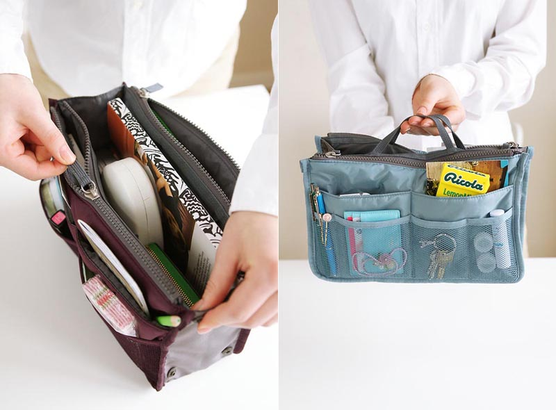 Connect The Colors >> Dual Bag-in-Bag from Connect Design | Gadgetsin