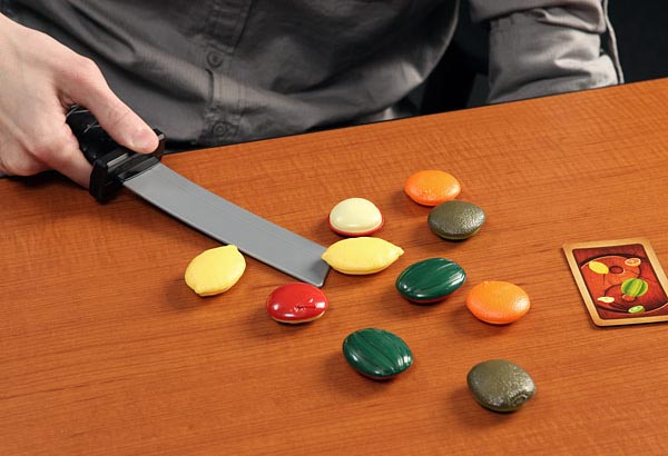 Fruit Ninja- Slice Of Life Toy Kit