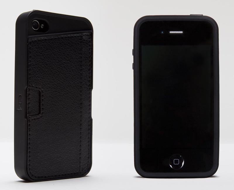 GM4 Q Card iPhone 4 Case