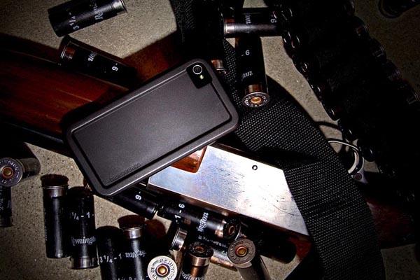 GunnerCase iPhone 4 Case