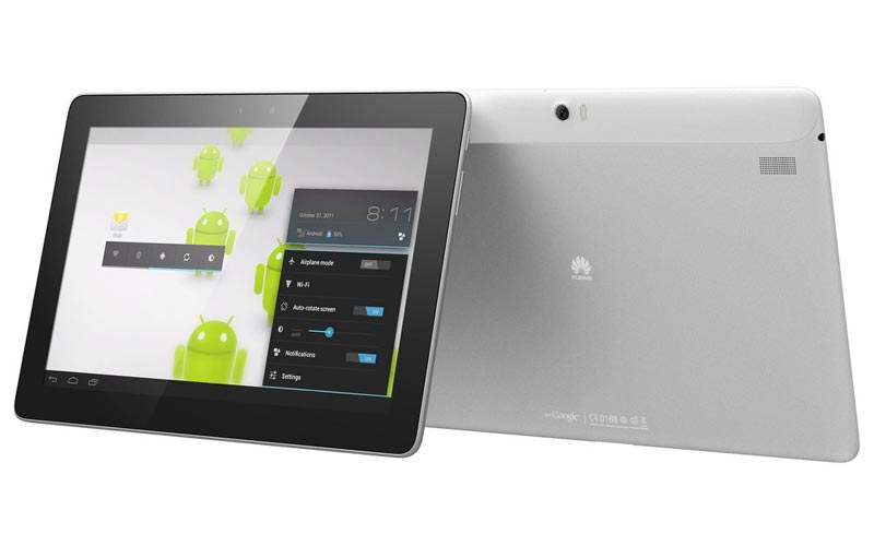 Huawei MediaPad 10 FHD Android Tablet Announced