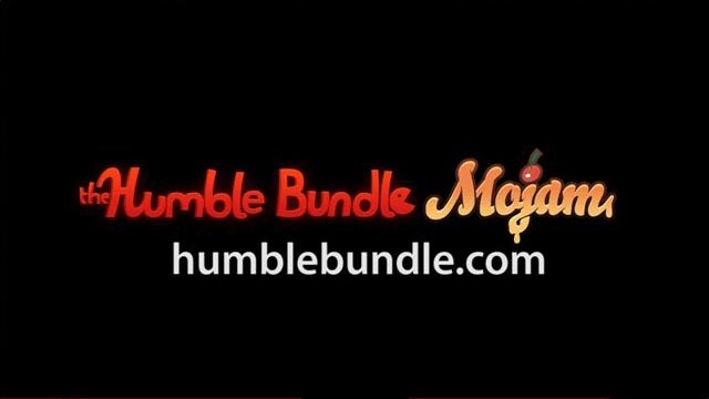 Humble Bundle Mojam in Progress