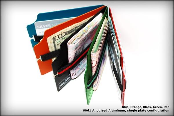 HuMn Minimal RFID Blocking Wallet