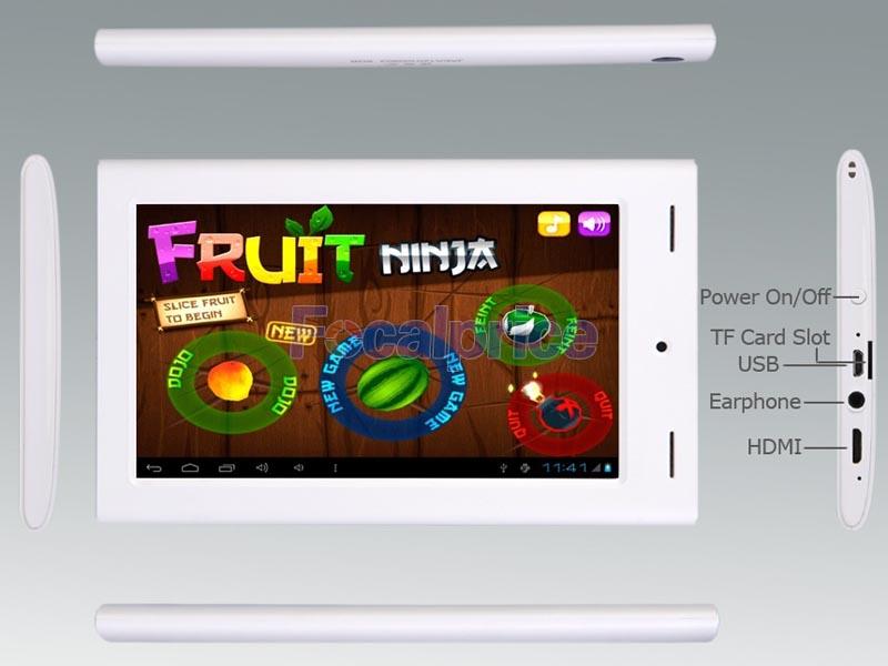 Hyundai A7 Android Tablet