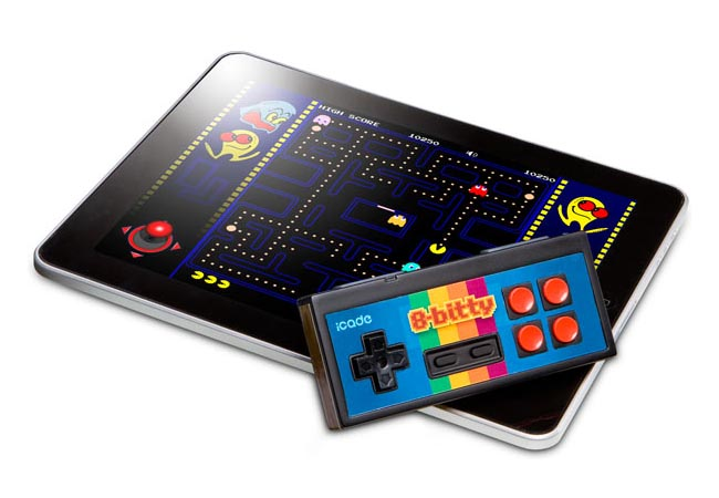iCade 8-Bitty Retro Wireless Game Controller for iPhone, iPad and Android Devices