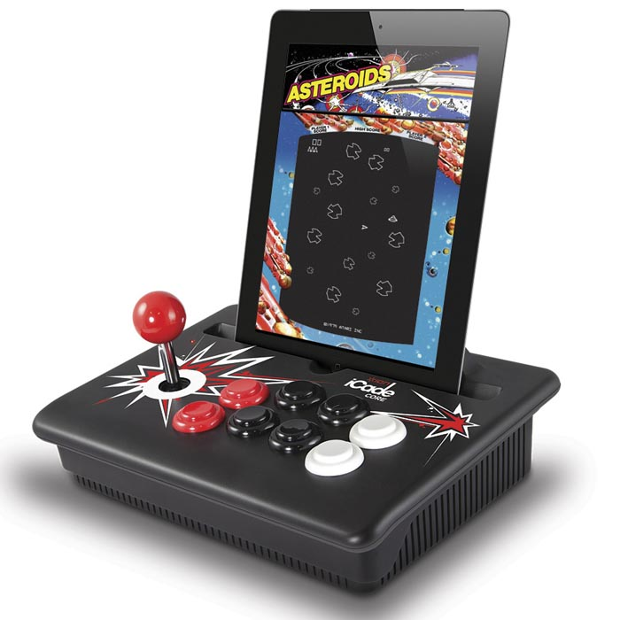 Icade Core Arcade Game Controller For Ipad Gadgetsin