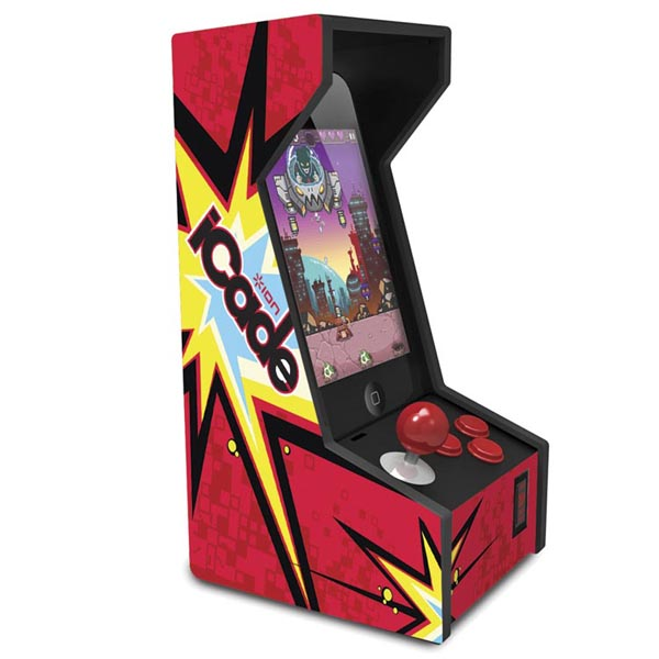 iCade Jr. Arcade-Style Game Controller for iPhone and iPod Touch