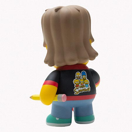 Kidrobot The Simpsons Matt Groening Vinyl Figure