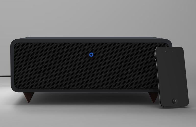 +KNOB Wireless Speaker System