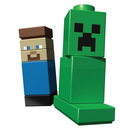 LEGO Minecraft Micro World Available for Preorder