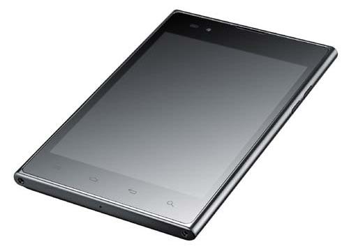 LG Optimus Vu Android Phone