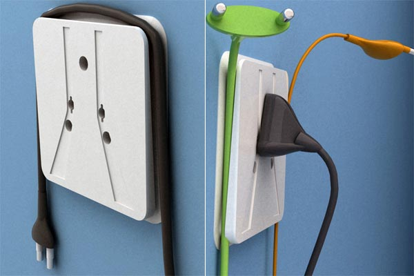 LOL Guided Wall Outlet Design Concept