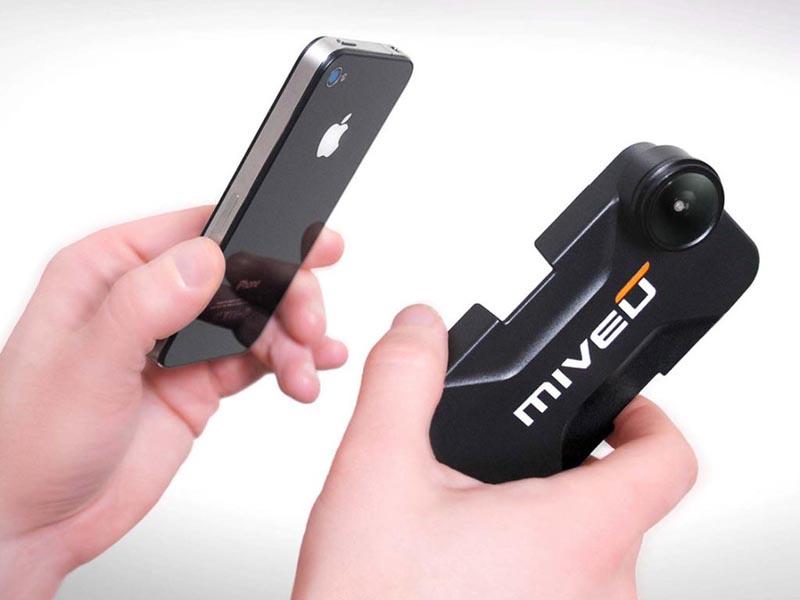 Miveu-X iPhone 4 POV Camera Kit