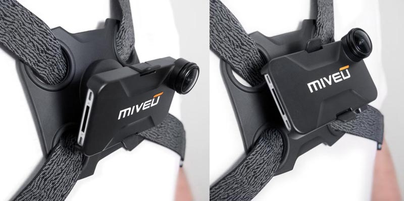 Miveu-X iPhone 4 POV Camera Kit
