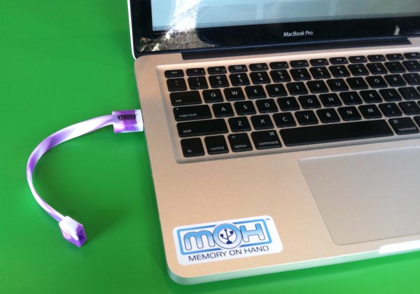 MoH Band USB Flash Drive Wristband