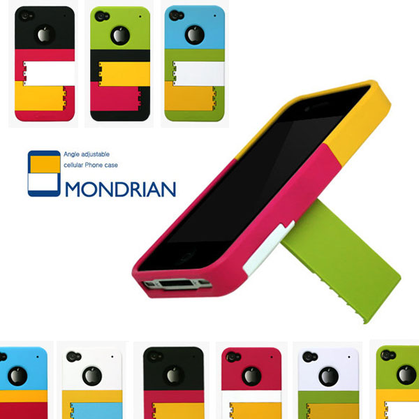 Mondrian iPhone 4 Case