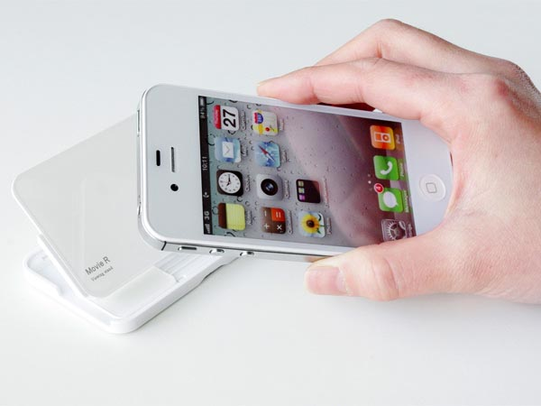 Movie R Phone Stand for iPhone and Smartphone