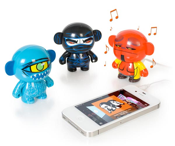 Music Monster Portable Speaker