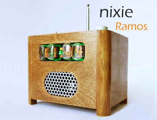 Nixie Ramos Alarm Clock