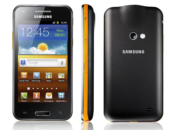 Samsung Galaxy Beam Android Phone Announced