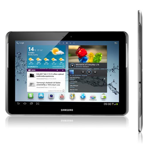"Samsung Galaxy Tab 2 (10.1"") Android Tablet Announced"