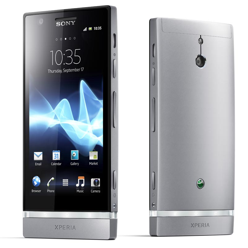sony xperia p android phone announced 1