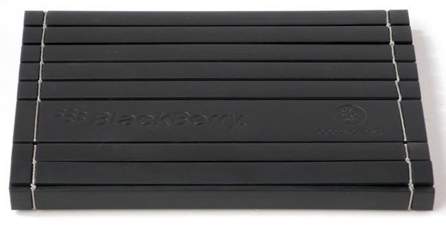 Stylish Bamboo BlackBerry PlayBook Case