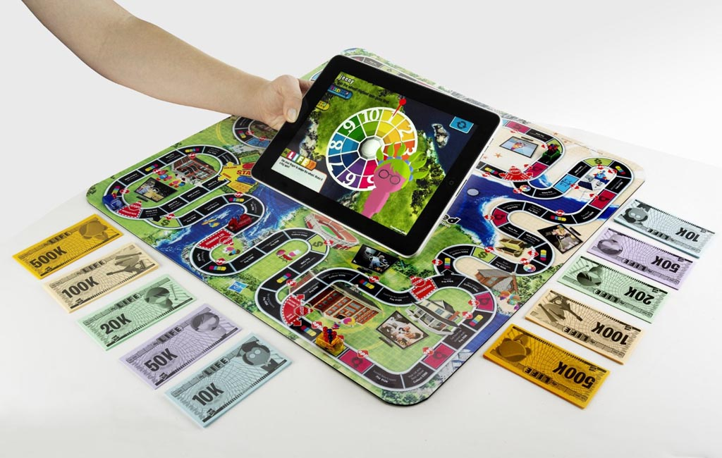 The Game of Life zAPPed Desktop Edition for iPad | Gadgetsin