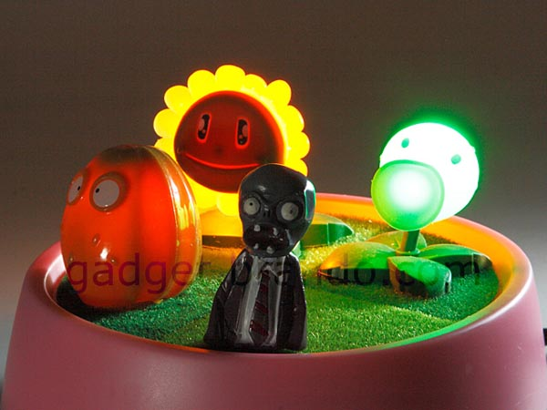 Zombies Vs Plants LED Lamp