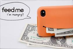 Feed Me iPhone 4 Case