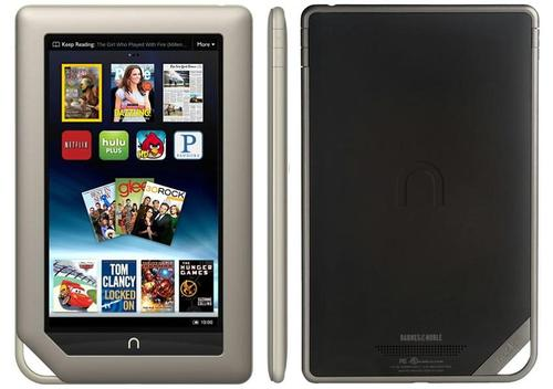 Barnes & Noble NOOK Tablet 8GB Now Available