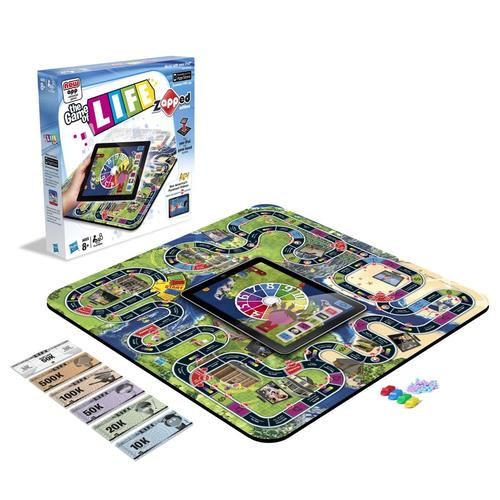 The Game of Life zAPPed Desktop Edition for iPad