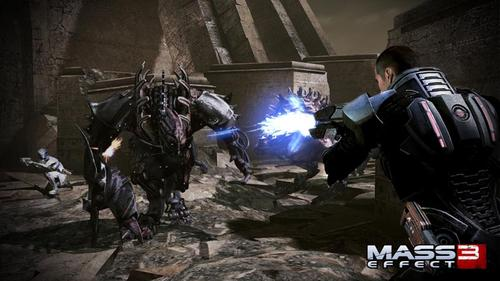Mass Effect 3 Demo Available
