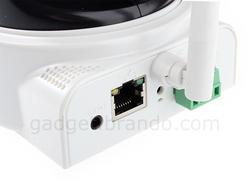 Wireless IP Camera for iPhone and Android Phone