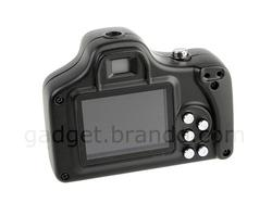 DSLR Shaped Mini Camera
