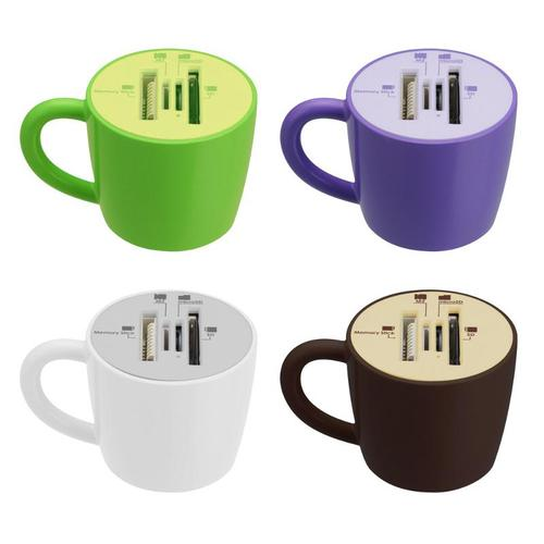 Cup Shaped USB Card Reader