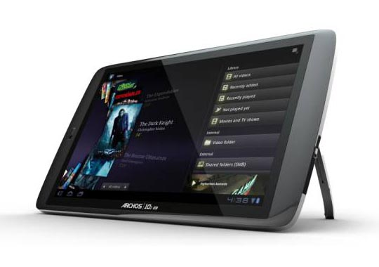 Achros G9 Turbo Android Tablets