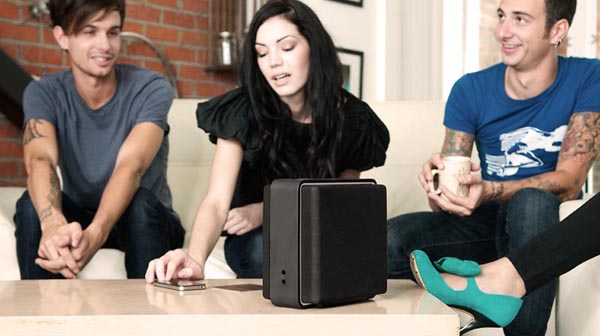 Audyssey Audio Dock Air Wireless Speaker System