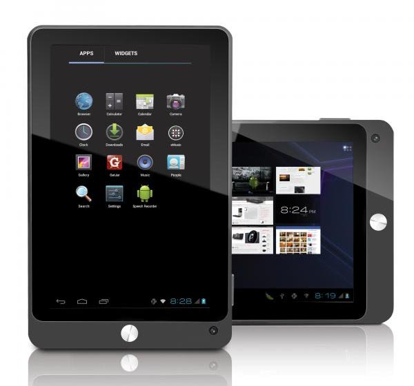 Coby Kyros MID7042 Android Tablet