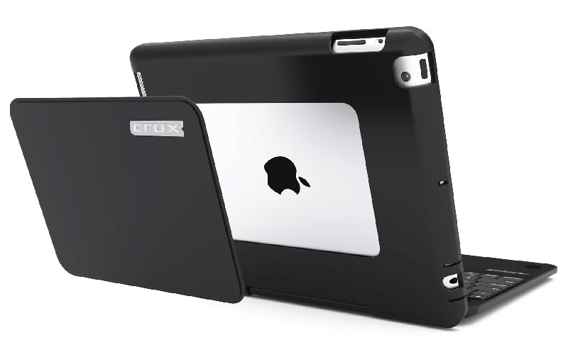 CruxCase Crux360 New iPad Keyboard Case