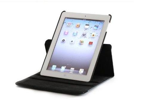 Detour 360 Leather iPad 3 Case