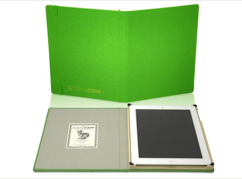 DODOcase New iPad 3 Case